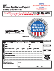 AHS HAS Home Appliance Expert Patch